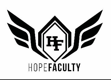 Hope Faculty: (mind-set tool) Initiative: